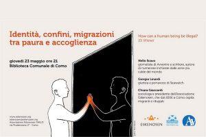 Identità, Confini, migrazioni tra paura e accoglienza